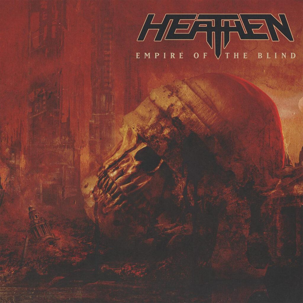 heathen empire of the blind recensione