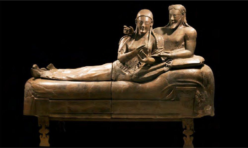Poggio Buco, una necropoli Etrusca ricca di mistero, storia e sangue 5