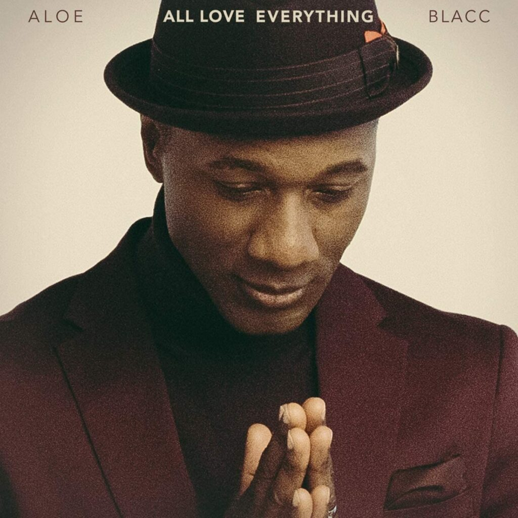 """""""All Love Everything"""" il nuovo album di Aloe Blacc 2"""