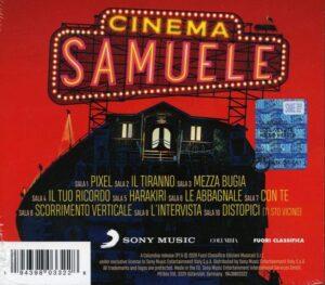 Cinema Samuele: 10 proiezioni fatte in musica. La cura paziente di Samuele Bersani 1