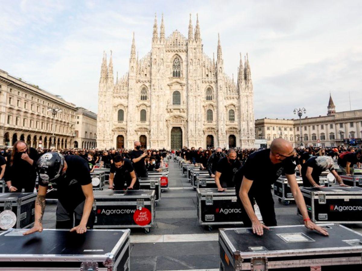 Bauli Milano diritto dello spettacolo