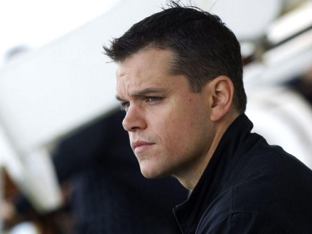 Matt Damon, compie 50 anni l'agente segreto più famoso del cinema 1