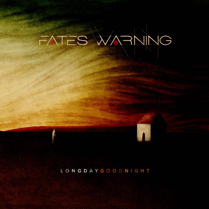 Fates Warning Long Day Good Night Recensione Cover