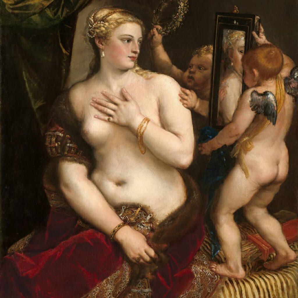 Artista eccellente in ogni sua opera, come Dante in ogni suo verso: Tiziano (1488-1576) 1