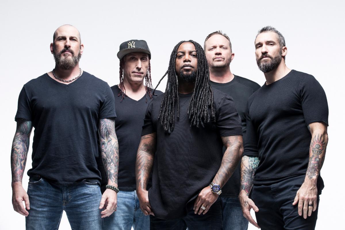 Sevendust Band-2020