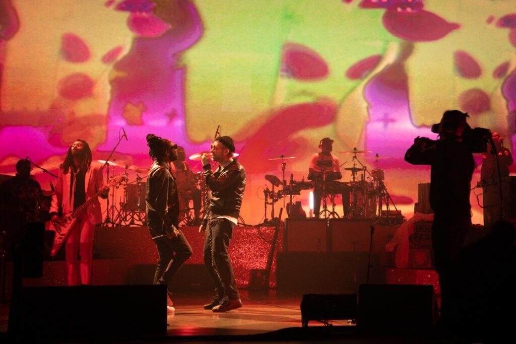 """Gorillaz """"Song Machine Live"""" - disponibile ora la visione su LIVENow 1"""