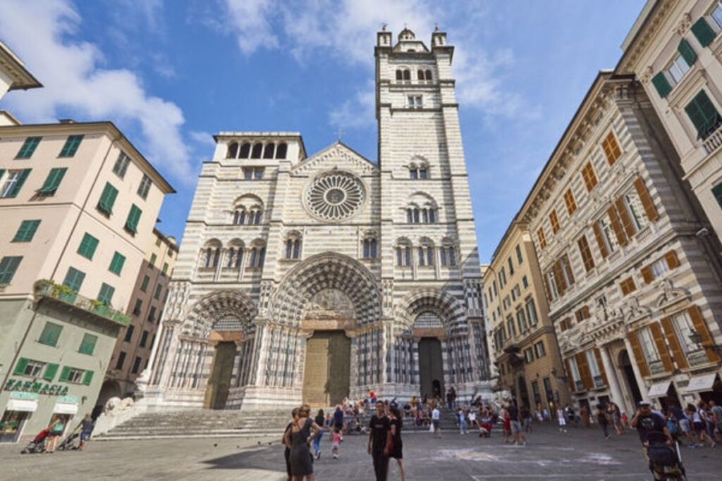Genova – sulle orme di Gli orologi del diavolo 1