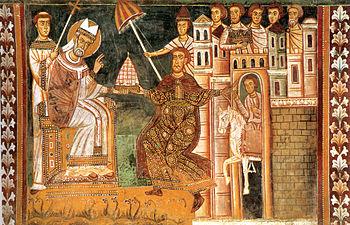 Costantino: architettura e scultura a cavallo tra mondo antico e Medioevo nel 300 d.C. 1