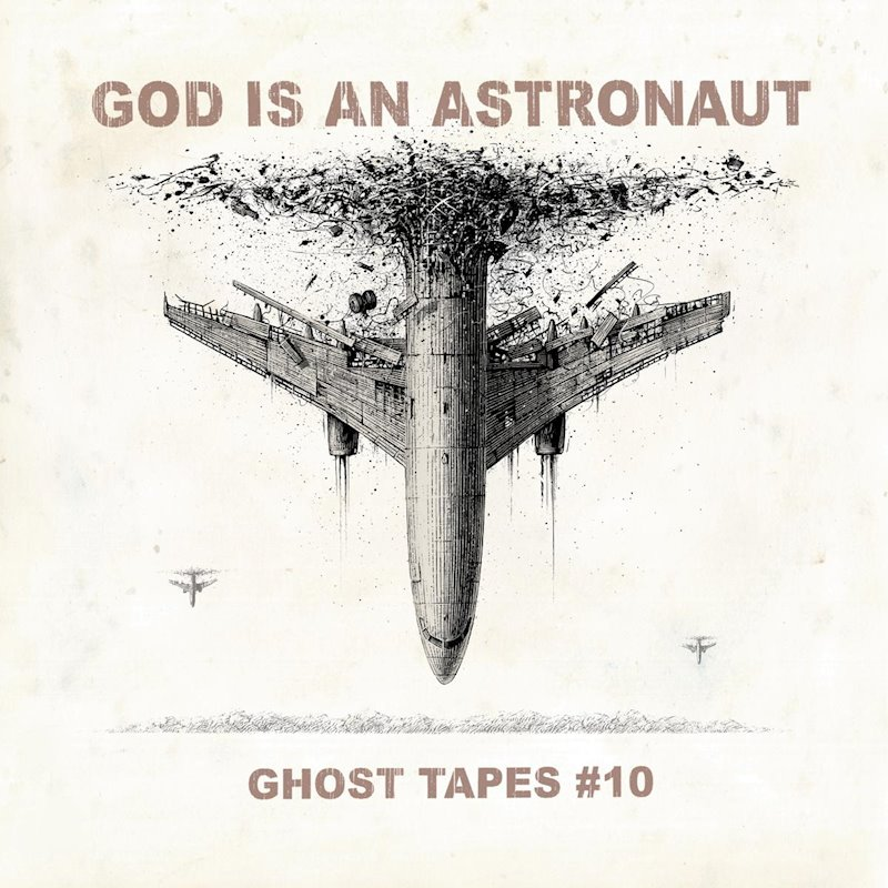 ghost tapes god is an astrounat recensione