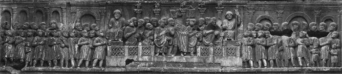 Costantino: architettura e scultura a cavallo tra mondo antico e Medioevo nel 300 d.C. 6