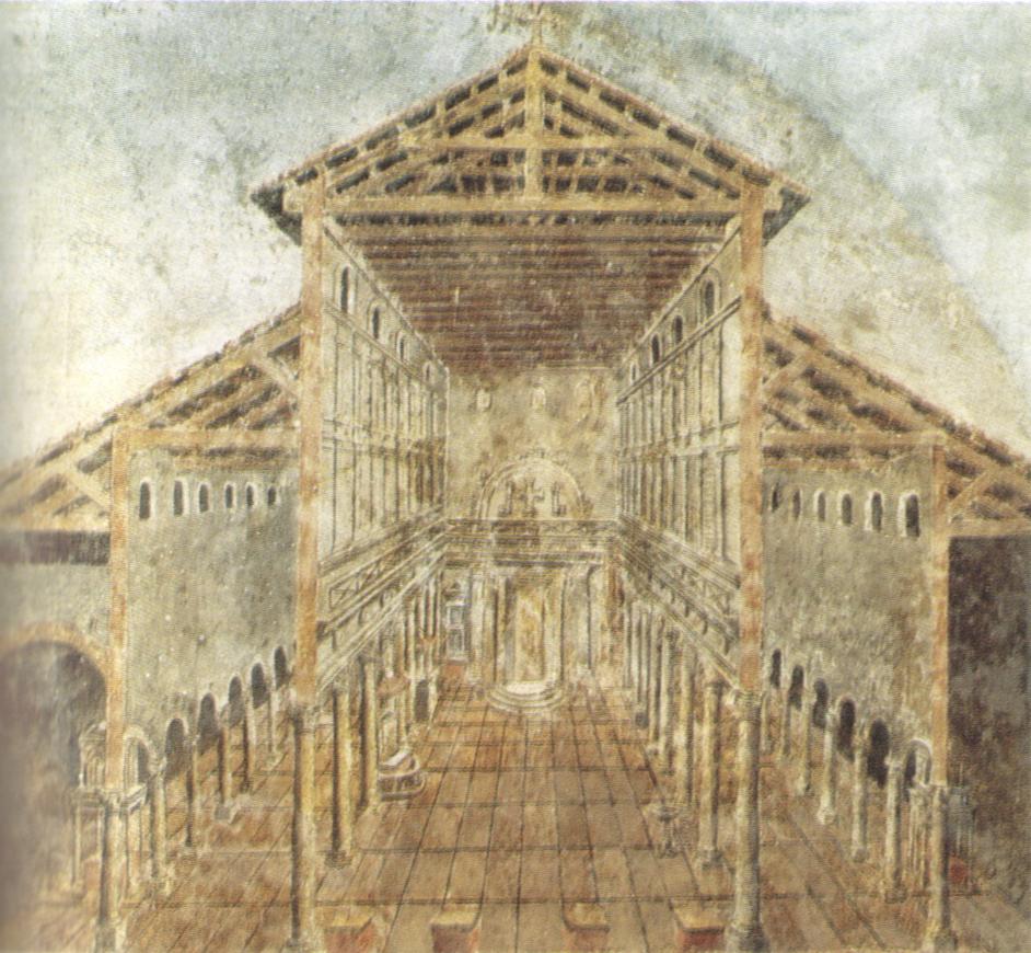 Costantino: architettura e scultura a cavallo tra mondo antico e Medioevo nel 300 d.C. 3
