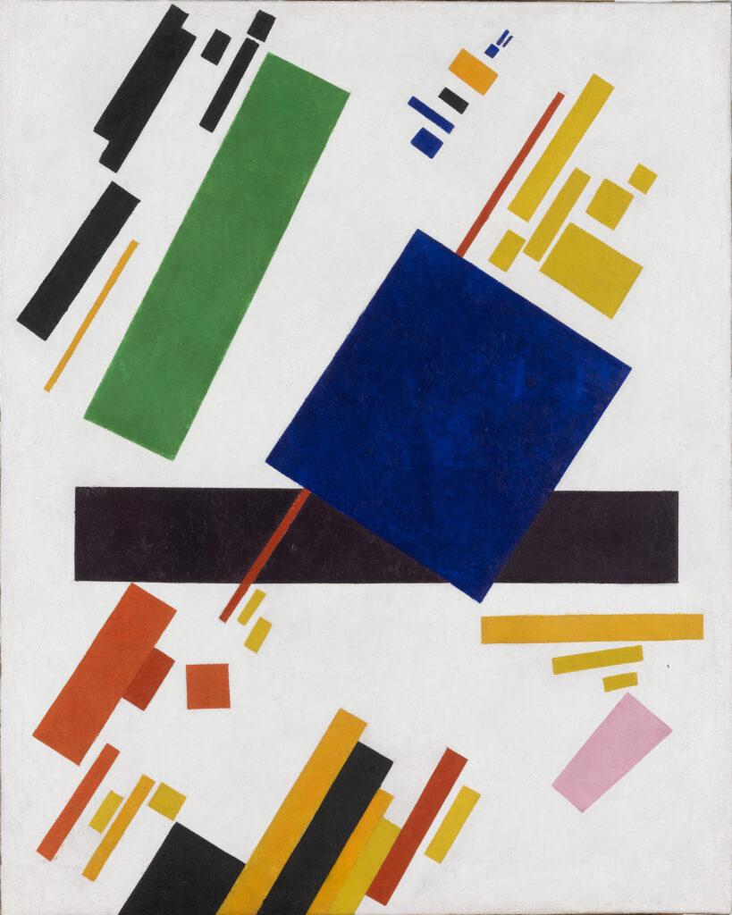Kazimir Malevich: il fondatore del Suprematismo russo nel 1913 2