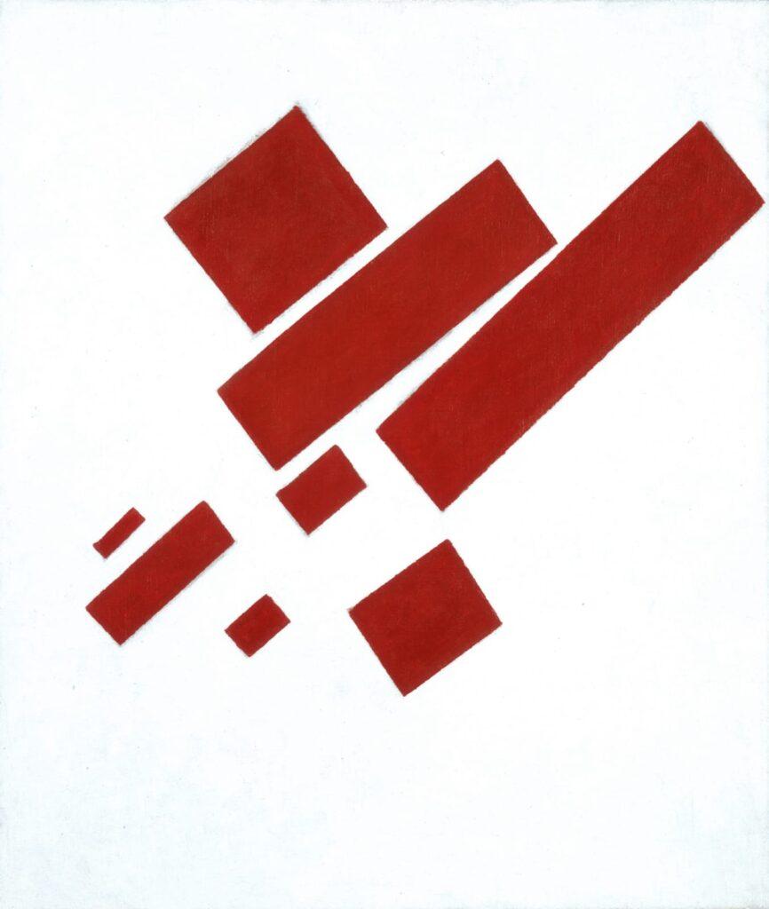 Kazimir Malevich: il fondatore del Suprematismo russo nel 1913 1