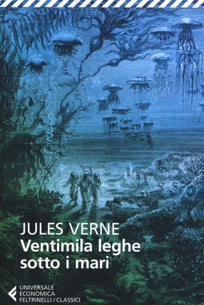 Nasceva oggi Jules Verne, padre della fantascienza 2