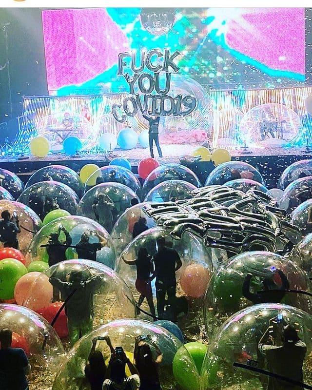 Flaming Lips annunciano nuovi live nelle bolle 1