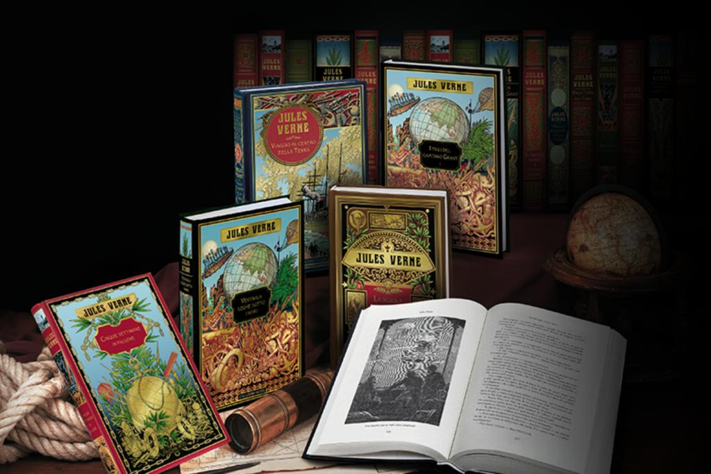 Nasceva oggi Jules Verne, padre della fantascienza 1