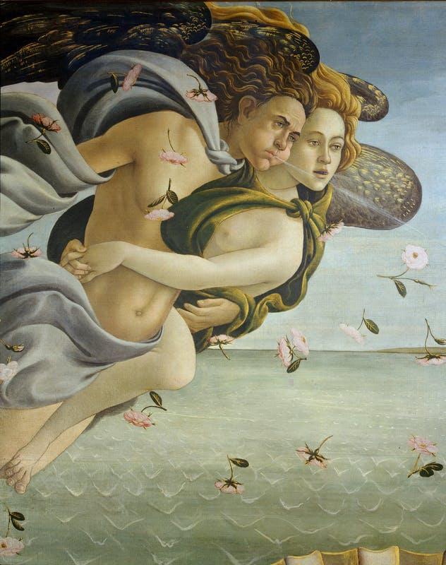 Gli euro raccontano: La conchiglia, il mare, la rosa, ovvero i simboli di Venere e Maria. 4