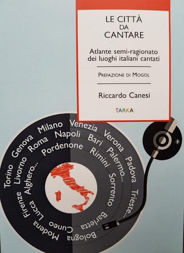 Canzoni e città: Riccardo Canesi e il suo atlante semi-ragionato 1