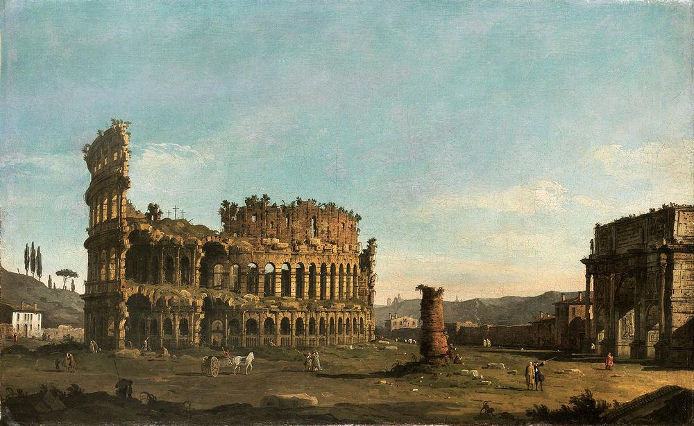 Gli euro raccontano: il Colosseo e la numismatica 1