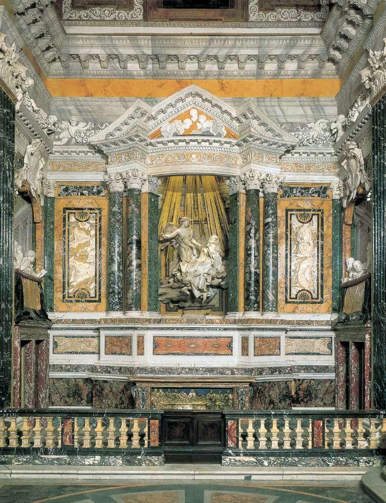 Teresa d'Avila e le sue estasi: come la santa divenne capolavoro di Bernini tra il 1645 e il 1652. 3