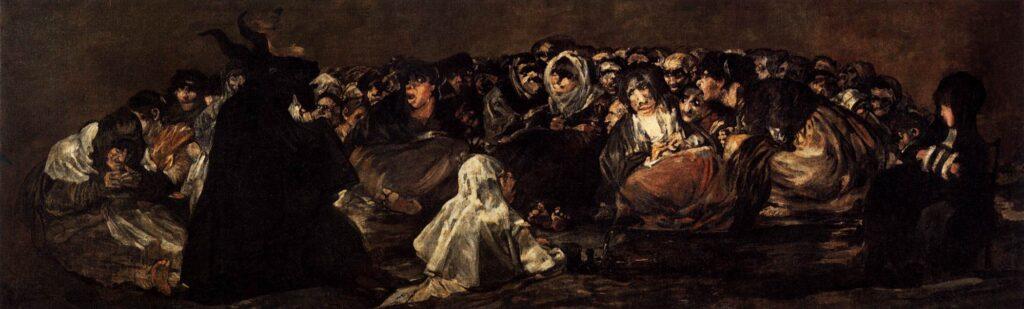 La violenza pittorica di Francisco Goya 3