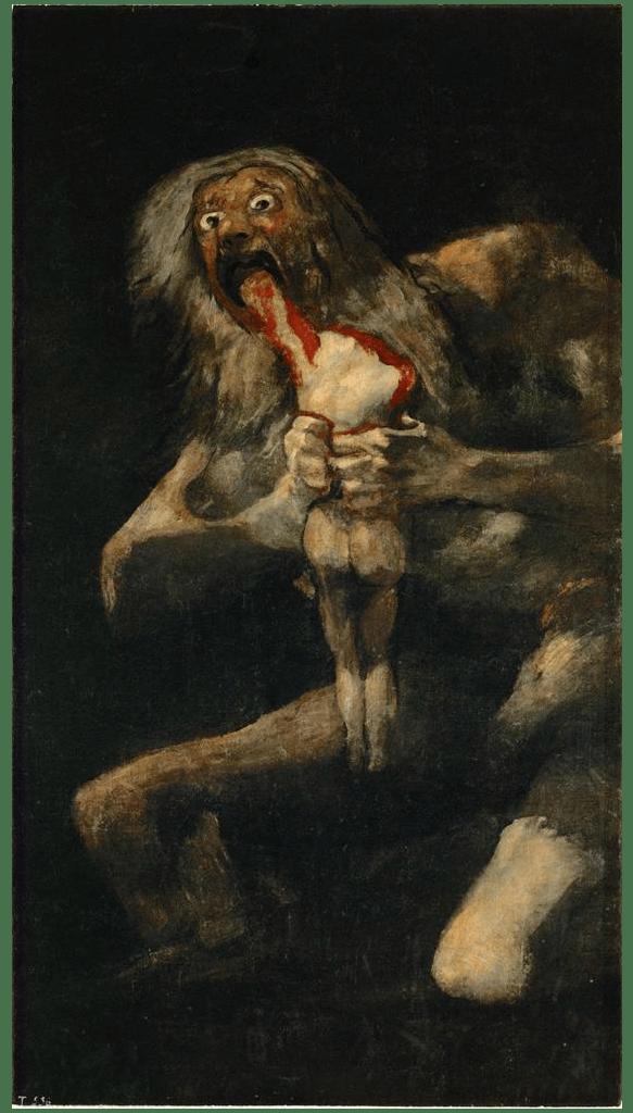 La violenza pittorica di Francisco Goya 2