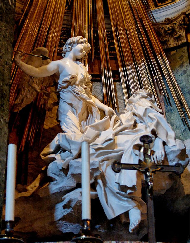 Teresa d'Avila e le sue estasi: come la santa divenne capolavoro di Bernini tra il 1645 e il 1652. 2