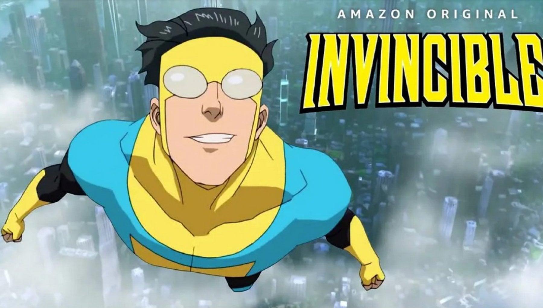 Invincible: la nuova serie animata di Amazon Prime 5