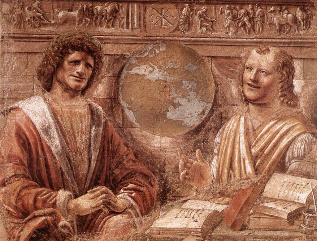 Donato Bramante (1444-1514): architetto, poeta e studioso dell'arte classica del Rinascimento italiano. 3