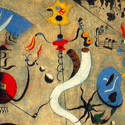 Joan Miró (1893-1983): un Carnevale di costellazioni surrealiste 3