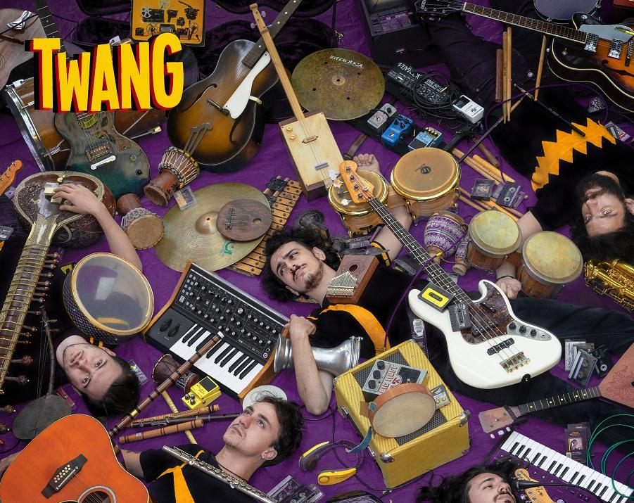 Twang, il disco di debutto