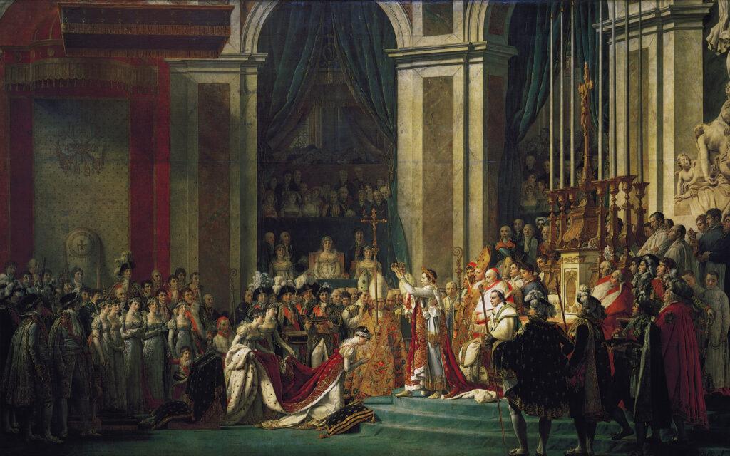 Napoleone Bonaparte (1769-1821): la sua mania per la raffigurazione e i falsi miti legati alla sua immagine 3