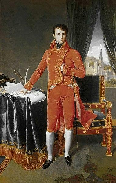 Napoleone Bonaparte (1769-1821): la sua mania per la raffigurazione e i falsi miti legati alla sua immagine 1