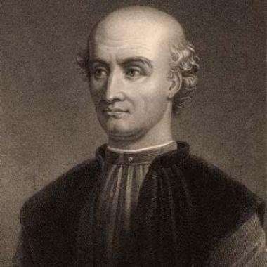 Donato Bramante (1444-1514): architetto, poeta e studioso dell'arte classica del Rinascimento italiano. 1