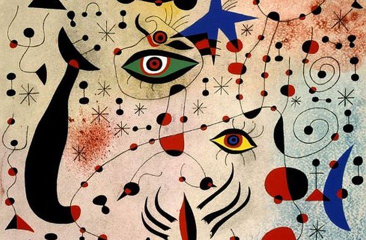 Joan Miró (1893-1983): un Carnevale di costellazioni surrealiste 4