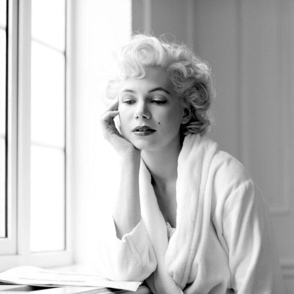 Marilyn Monroe, diva del cinema americano degli anni '60 e musa ispiratrice della PopArt di Andy Warhol 2