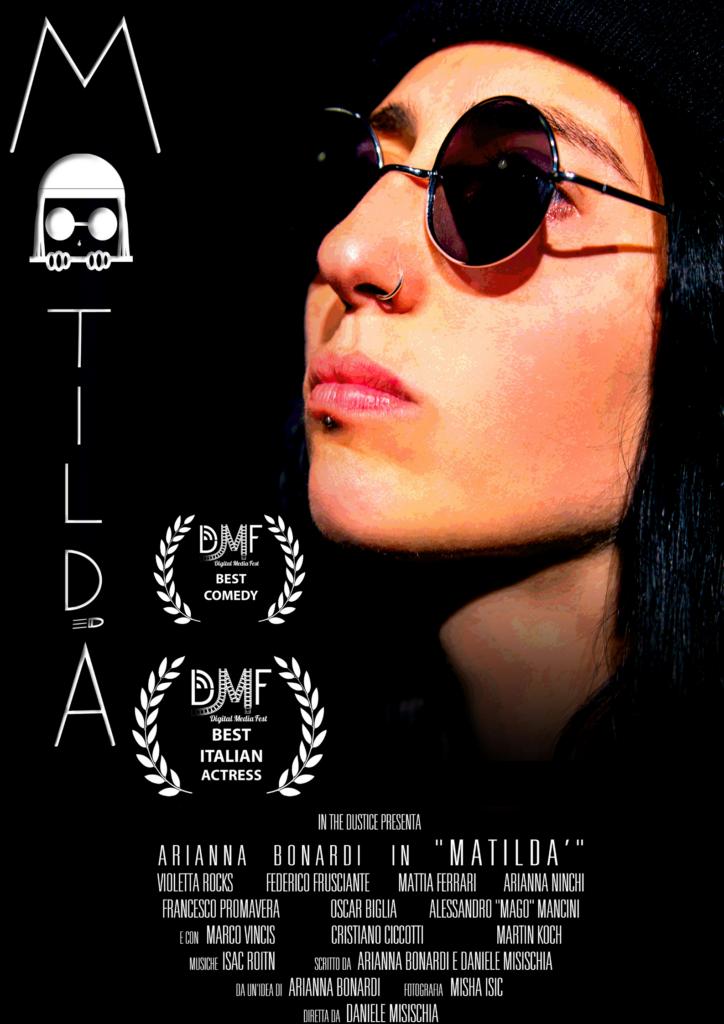 Matildà - Locandina Con Premi