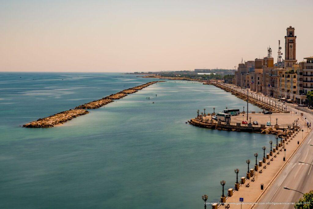 Bari, la città natale di Lolita Lobosco 7