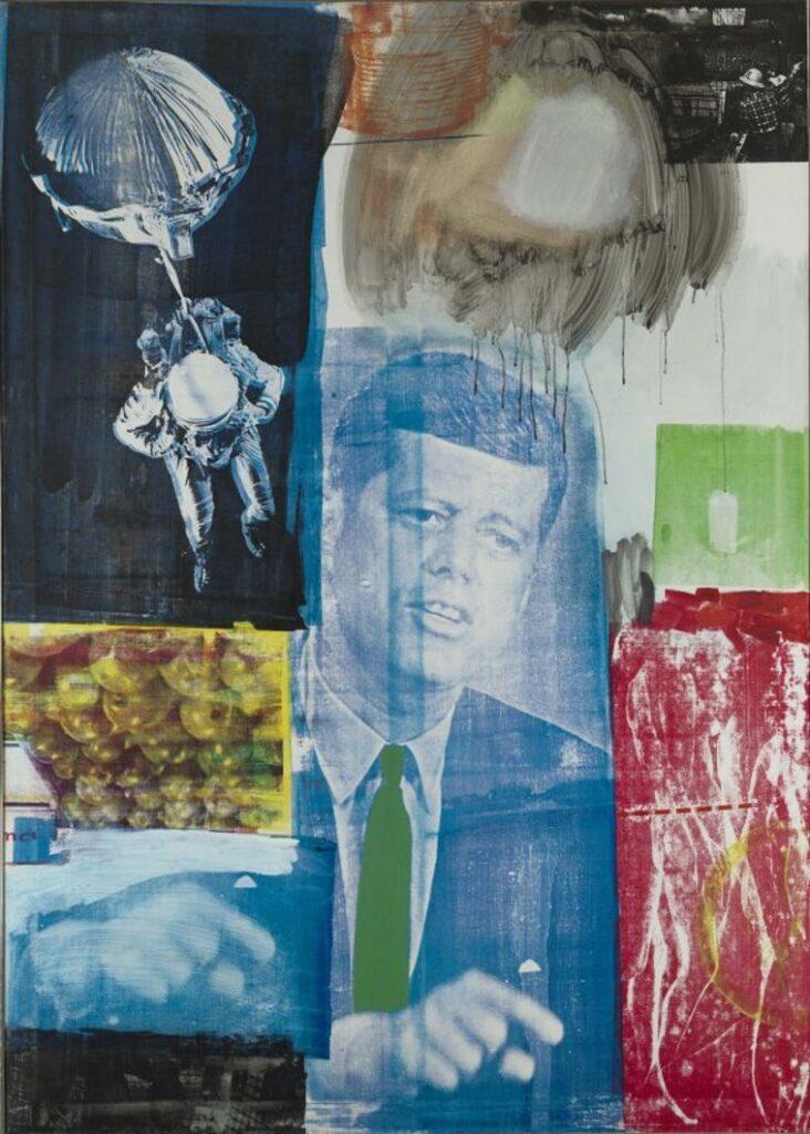 Robert Rauschenberg: che terremoto in quel 1964 alla Biennale di Venezia! 6