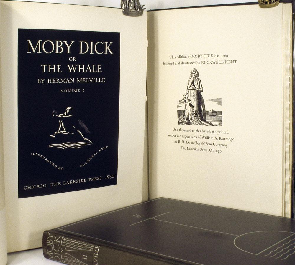 Rockwell Kent (1882-1971): pittore dei ghiacci e illustratore di Moby Dick 3