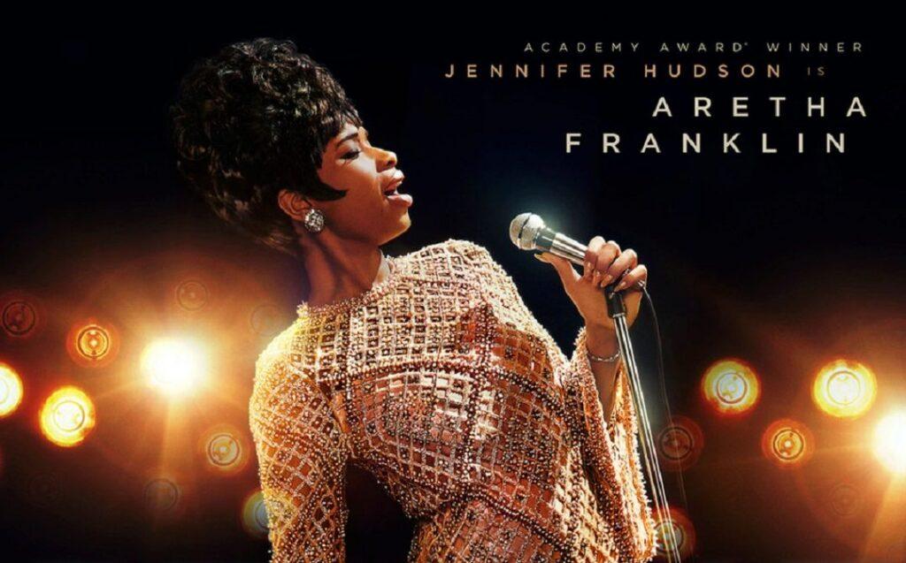 Jennifer Hudson, il nuovo brano tratto dalla colonna sonora del biopic su Aretha Franklin