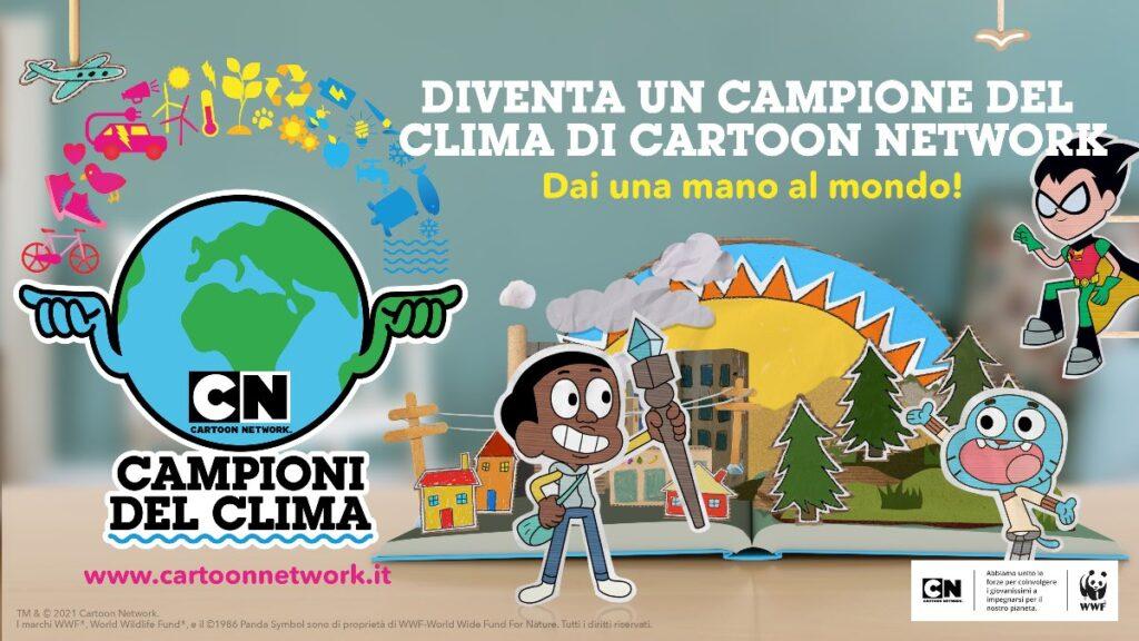 Campioni del Clima Cartoon Network