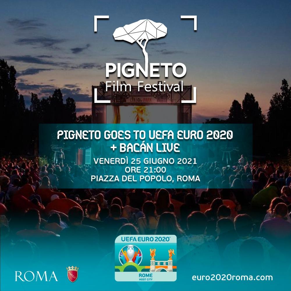 Pigneto Film Festival è protagonista sul palco del Football Village