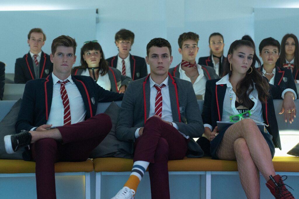 Élite 4, il teen drama spagnolo di Netflix torna con nuovi protagonisti   Recensione in Anteprima