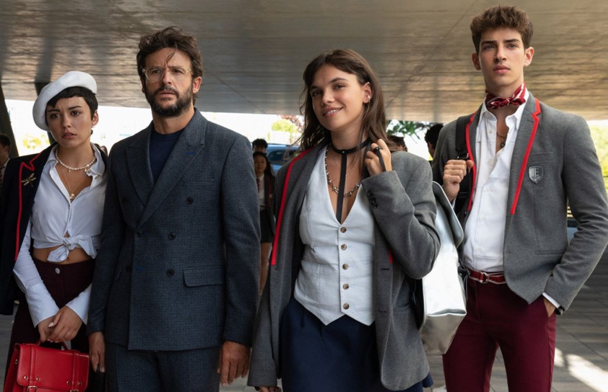 Élite 4, il teen drama spagnolo di Netflix torna con nuovi protagonisti | Recensione in Anteprima