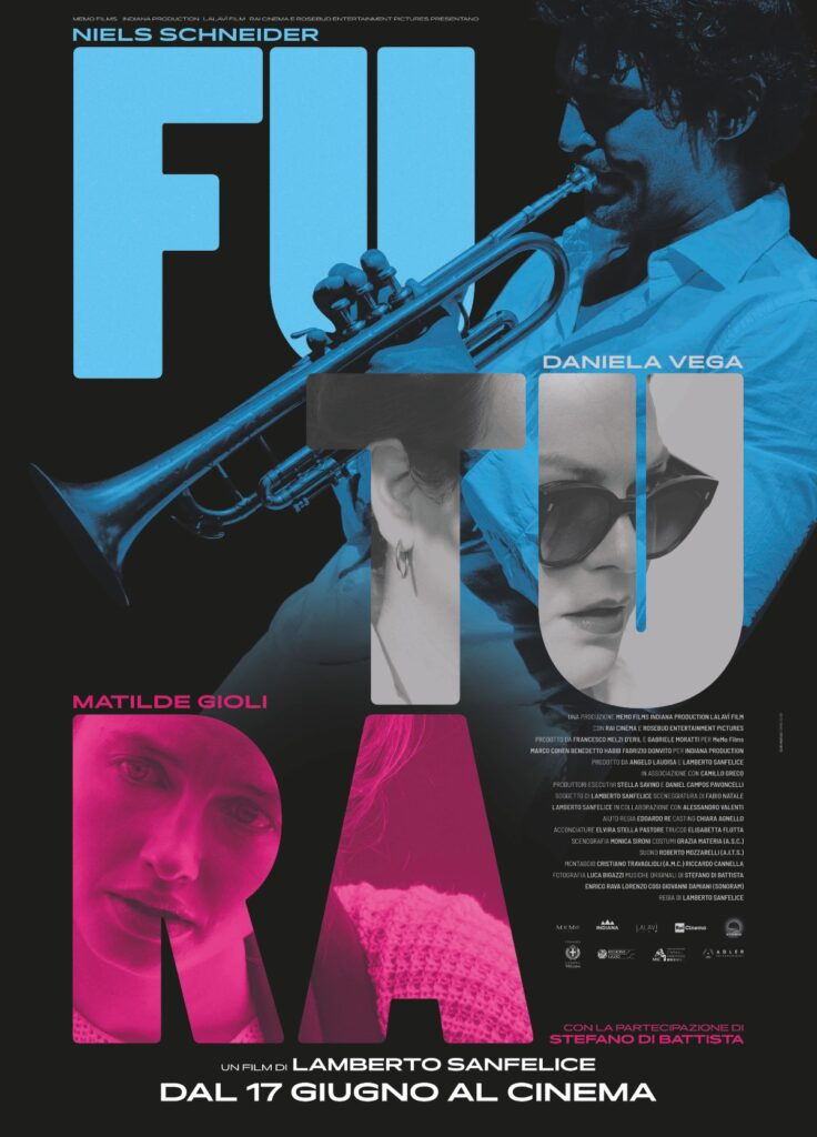 Futura, il jazz-thriller di Lamberto Sanfelice   [Recensione in Anteprima]