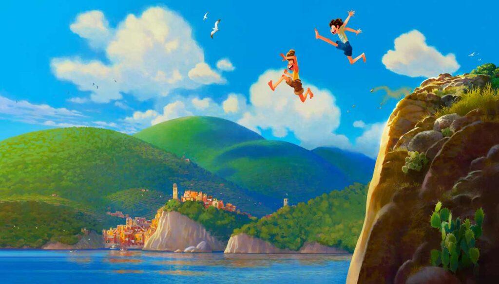 Con Luca la Disney porta sul grande schermo l'Italia [Recensione] 1