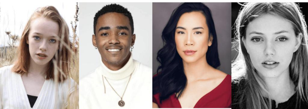 Netflix ha annunciato quattro new entry nel cast della quarta stagione di Stranger Things, le cui riprese sono al momento in corso ad Atlanta.