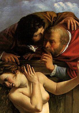 Artemisia Gentileschi:essere pittrice nel '600 5