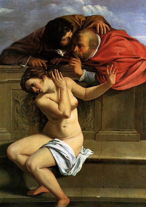 Artemisia Gentileschi:essere pittrice nel '600 2